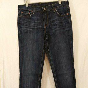 Lucky Brand Womens Jeans sundown straight. Size 10